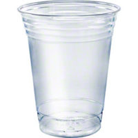 Plastic Cups - Clear Maui Cups