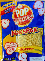 Naks Paks Popcorn