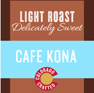 Light Roast Cafe Kona