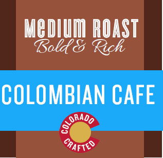 Medium Roast Colombian Cafe