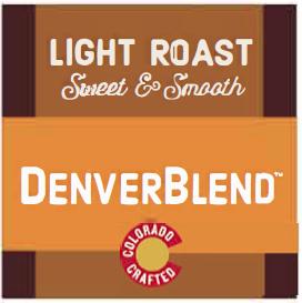 Light Roast Denver Blend