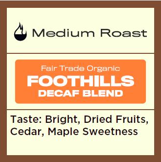 Medium Rost Fair Trade