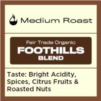 Medium Roast Fair Trade
